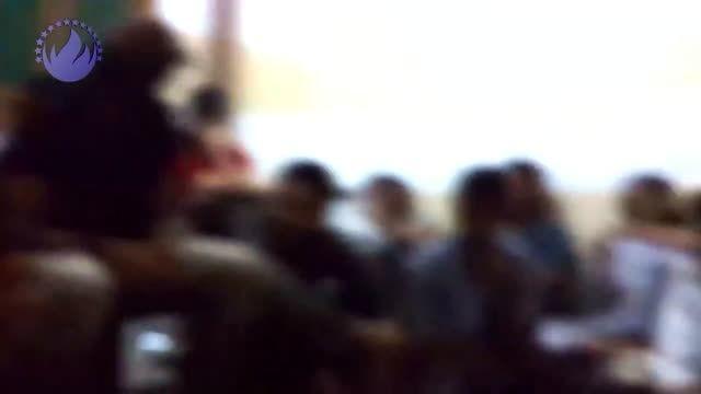ویدوئویی تازه از حضور اتباع جمهوری آذربایجان در شهر رقه