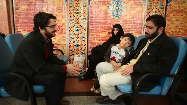صحبت های کارگردانان آثار پنجمین جشنواره فیلم عمار