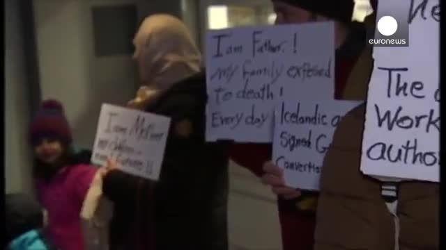 سخاوت ایسلندیها دولت را تشویق به پذیرفتن پناهجو کرد