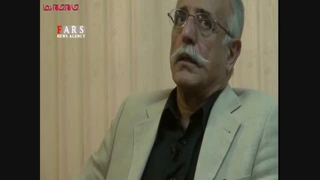 گریم  دیدنی عبدالله اسکندی چهره پرداز فیلم گلچین صفاسا