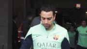 تمرین بارسلونا با حضور تماشاگران - از نگاهی دیگر