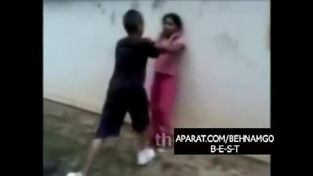 خفه کردن خواهر توسط برادر