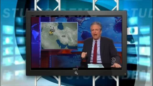تمسخرآمریکا توسط مجری تلویزیون مشهور آمریکایی 4 فروردین