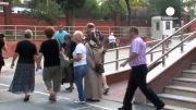 ترکیه ایها برای اولین بار رئیس جمهور انتخاب کردند