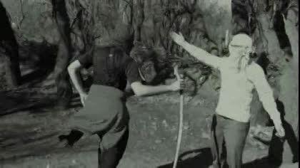 ویدیو ته ته خنده .. رقص سرعتی پارسال بهار دسته جمی