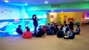 بازدید از فرهنگسرای کودک و آینده