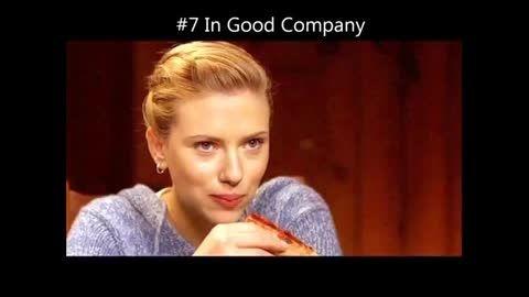 """10 فیلم برتر """" اسکارلت جوهانسون """""""