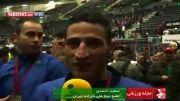پیروزی تیم ملی کاراته در مسابقات جام جهانی کاراته آلمان