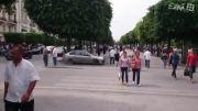 گردشی کوتاه در پایتخت تونس - خیابان حبیب بورقیبه