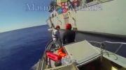 نجات بیش از 3000 مهاجر غیرقانونی در دریاهای ایتالیا