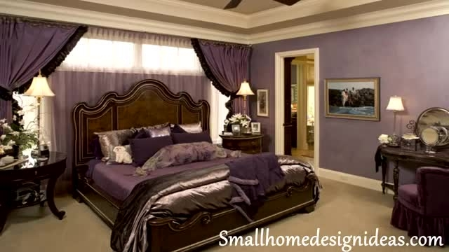 اتاق خواب های شیک و مدرن
