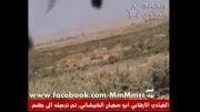 صحنه کشته شدن یکی از فرماندهان داعش در موصل