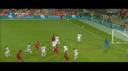 پرتغال 1-1 هلند(گل رونالدو)