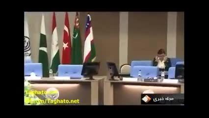 وضعیت زنان خارجی در اجلاس دولتی در ایران