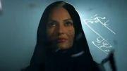 مهناز افشار در تیزر آلبوم باران تویی گروه موسیقی چارتار