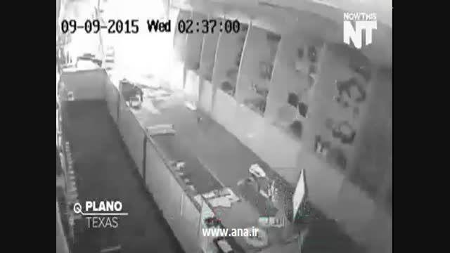 سرقت از اسلحه فروشی به شیوه تگزاسی