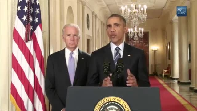 سخنان اوباما بعد از توافق