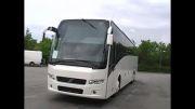 رانندگی با اتوبوس ولوو B9r