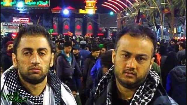 كلیپ شهید مدافع حرم و محافظ دكتر احمدی نژاد