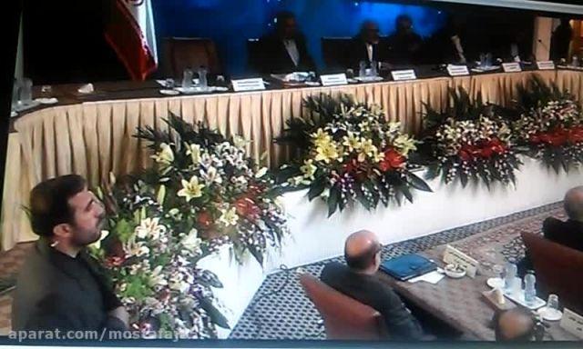 تبریک دکتر ظریف وزیر امورخارجه به دکترجلالی د