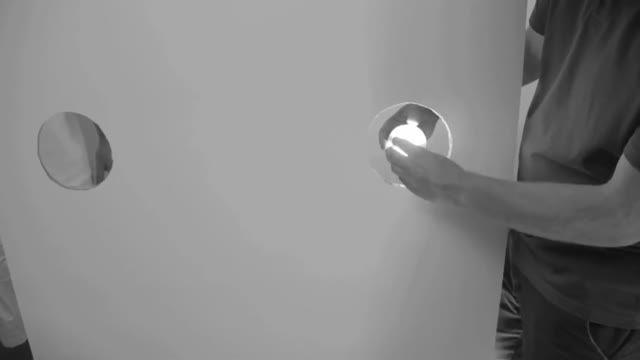 نورپردازی زیبای سیلوی نفتی 468-هلسینکی-فنلاند