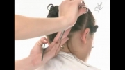 آموزش کوتاهی موهای بلند