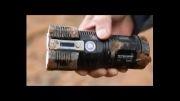 چراغ قوه Nitecore هیولای کوچولو با  ۳۵۰۰ لومن روشنایی