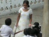 تنبیه خانم معلم هندی