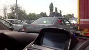 اپارات نیوز اینجا انجا و همه جا '''ترافیک اتوبان تهران