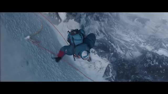 اولین تریلر نفس گیر فیلم اورست Everest 2015