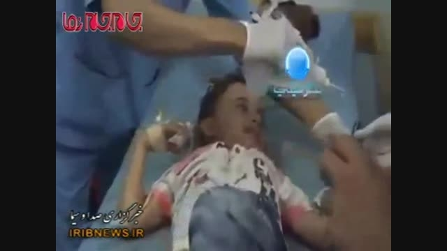 شهادت کودک یمنی توسط عربستان فیلم گلچین صفاسا