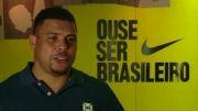 مراسم رونمایی از پیراهن تیم ملی برزیل