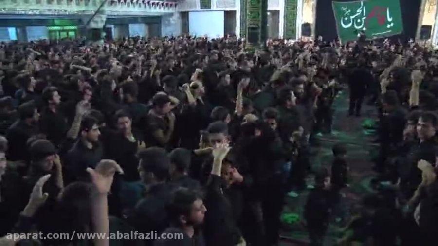 کربلایی علیرضا اخباری-پنجم محرم94