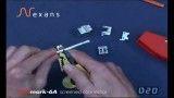 روش نصب سوکت Cat6A نگزنس