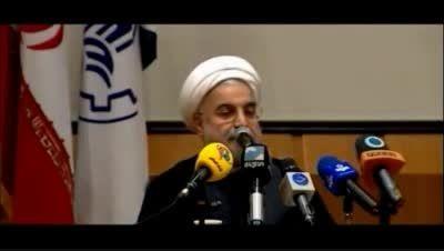 روحانی در مورد حصر خانگی سران فتنه میگوید ...