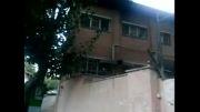 تخریب دو مدرسه در منطقه 5 برای ساخت پارکینگ یک مجتمع تجاری