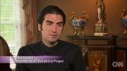 مصاحبه حافظ ناظری با سی ان ان 2014