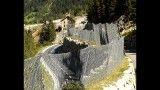 جلوگیری از ریزش سنگ از کوه