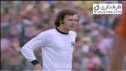 فرانتس بکن باوئر، قیصر فوتبال آلمان
