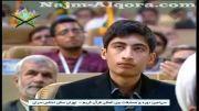 تلاوت وحید وکیلی، نماینده ایران | مسابقات بین المللی قرآن | نیمه نهایی