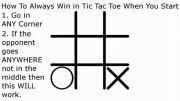 راه حل بردن در بازی  X O حتما ببینید