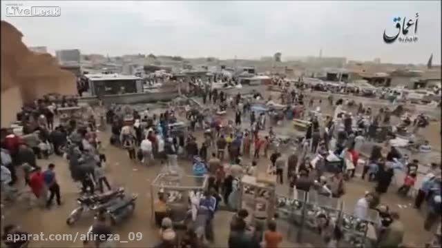 جریان زندگی در پایتخت خود خوانده داعش در رقه سوریه
