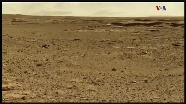 کاوش های مریخ نورد کنجکاوی - فیروز نادری