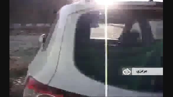 رکورد سرعت خلاف و فرار از دست پلیس با سرعت ۲۵۰ کیلومتر