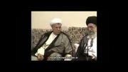 وصف رهبری از ریاست جمهوری هاشمی رفسنجانی