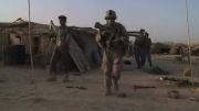 یورش تفنگداران آمریکایی برای یافتن رهبر طالبان!!