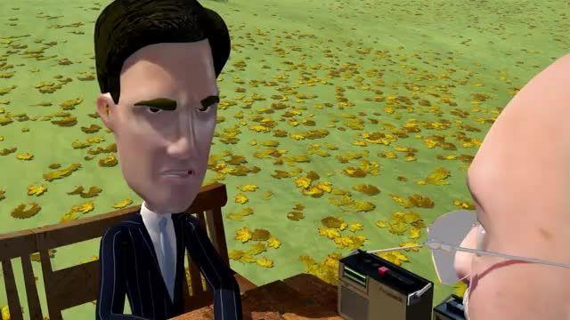 انیمیشن مار و پله درباره مذاکرات هسته ای