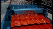 دستگاه رول فرمینگ طرح سفال موج دریا -مارکویی 0912866325
