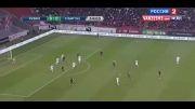 بازی روبین کازان - زسکا مسکو (با گلزنی سردار آزمون)
