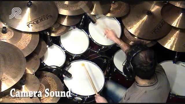 نمونه صدای ضبط و میکس درامز رامتین - 3